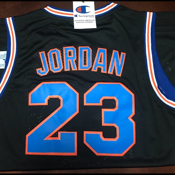 the best attitude 9e011 256b0 Michael Jordan Space Jam Jersey NWT